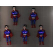 Kit 30 Lembrancinhas* Super Homem* Nascimento / Aniversário