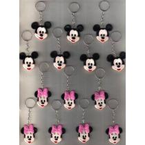 30 Lembrancinhas* Minnie E Mickey* Aniversário / Maternidade