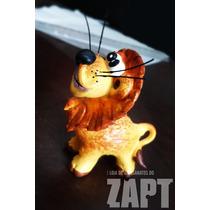 Chaveiro Leão (feito Com Cabaça) - Natal | Zapt Artesanatos