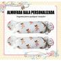 Almofada Personalizada Bala