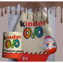 Kit Kinder Ovo Caneca + Bolsinha + Chocolate Kinder Ovo +