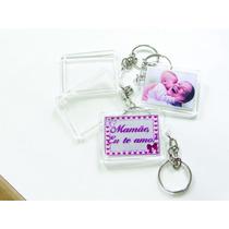 Chaveiro Acrílico Foto 3x4 Kit Com 200 Peças Só R$ 96,25