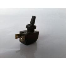 Botão Pino Interruptor - Liga E Desliga - 9a - 250v
