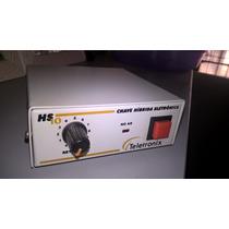 Chave Híbrida Eletrônica Teletronix Hs10 1 Canal Com Defeito