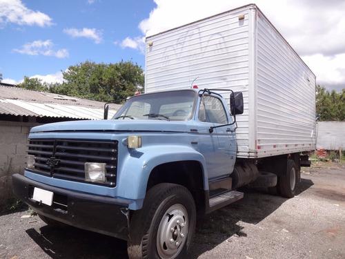 Chevrolet D6000 4x2 1986 Azul