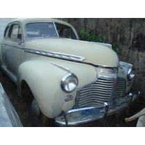 Chevrolet 1941 40 Cupe De Luxe Ñ Buick Cadillac Pontiac Ford