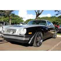 Camaro , Vd Ou Tc Por Mustang , Hot , Shelby, Corvette - V8