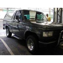 Bonanza 89 Turbo Diesel 6cc., Completa Aceito Troca