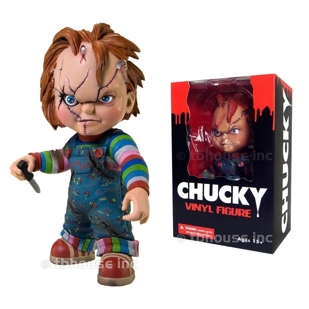 Jack Boneco Assassino Classy chucky vinyl figure boneco assassino childs play - loja - são paulo