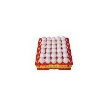 Bandeja Plástica Transporte De Ovos Pc 5 Unidades