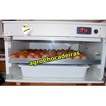 Chocadeira 50 A 60 Ovos De Galinha Viragem Automática