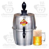 Chopeira Chopp Beer House Grande 5,6 Litros Ou 12 Latas
