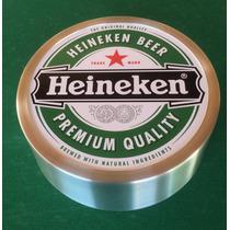Heineken Luminoso Bar Acessorio Decoração Decorluz Cerveja