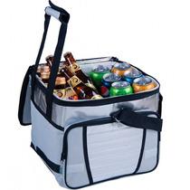 Bolsa Térmica Ice Cooler 24 Litros-camping Viagem- Mor