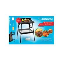 Churrasqueira Grill Elétrica 220v - Suzuki