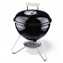 Churrasqueira A Carvão Weber Smokey Joe Preta Aço Fácil Limp