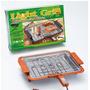 Churrasqueira Elétrica Light Grill 127v Laranja - Arnub