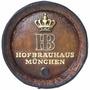 Tampa De Barril Decorativa Grande Cerveja Hb