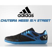 Chuteira Futsal Adidas Messi 15.4 Street Original Nota Fisc