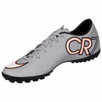 Chuteira Nike Mercurial Victory Cr7 Tf Cristiano Ronaldo