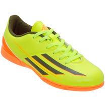 Chuteira Adidas Futsal F5 Jr D66962 Original De R$179,90 Por