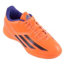 Chuteira Adidas Futsal F5 Jr F32959 Original De R$179,90 Por