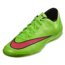 Tênis Nike Mercurial Victoryic Verde/rosa ( Oferta )