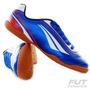 Chuteira Penalty K Soccer Matis Futsal Juvenil Azul