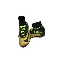 Chuteira Society Nike Cr501 Lancamento,frete Gratis.