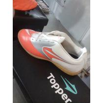 Tenis Indoor Chuteira Futsal Topper