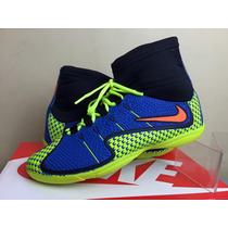 Chuteira Tenis Nike Futebol Futsal Salão. Botinha Cano Longo