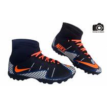 Promoção De Chuteira Nike Society Hypervenom Cano Longo