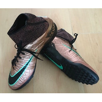 Chuteira Nike Hypervenom X Botinha P/ Society Nova Original