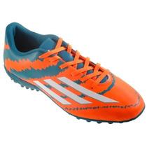 Chuteira Adidas Society F5 Messi M29357 Aqui É Original + Nf