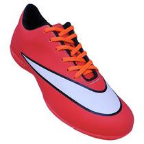 Chuteira Society Nike Mercurial Victory 5 Tf Frete Grátis