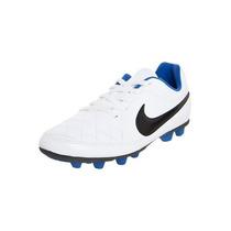 Promoção Chuteira Infantil Campo Nike Jr Tiempo Rio Ii Fg-r