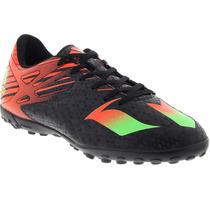Chuteira Adidas Society Messi 15.4 Tf Af4683 Aqui É Original