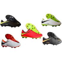 Chuteira Original Nike Hypervenom Campo 100% Usa Importado