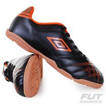 Chuteira Umbro Prime Futsal Preta - Futfanatics