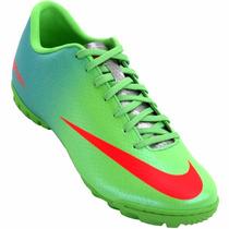 Chuteira Nike Society Mercurial Victory 4 - 558561-380