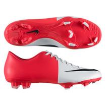 Chuteira Nike Mercurial Victory Iii Fg Semi Pro Cravos Rosa