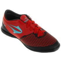 Tênis Topper Futsal Provoke 3 - Vermelho/preto