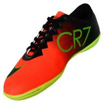 Tênis Futsal Nike Mercurial Superfly Cr7 Frete 1 Real