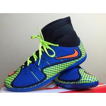 Chuteira, Tenis Nike Futebol Futsal Salão. Cano Longo