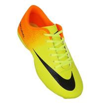 Chuteira Society Nike Mercurial Vortex Robinho Frete Grátis
