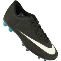 Chuteira Campo Nike Mercurial Vortex Ii Cr7 - Loja Freecs -