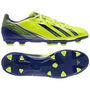 Chuteira Adidas F10 Trx Fg Cravos Verde Semi Profissional