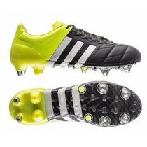 Adidas Ace 15.1 Sg Couro Trava Mista Frete Grátis Master5001