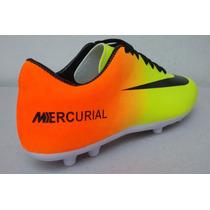 Chuteira Nike Mercurial Campo - Lançamento