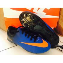 Nova Chuteira Nike Mercurial Campo Frete Gratis